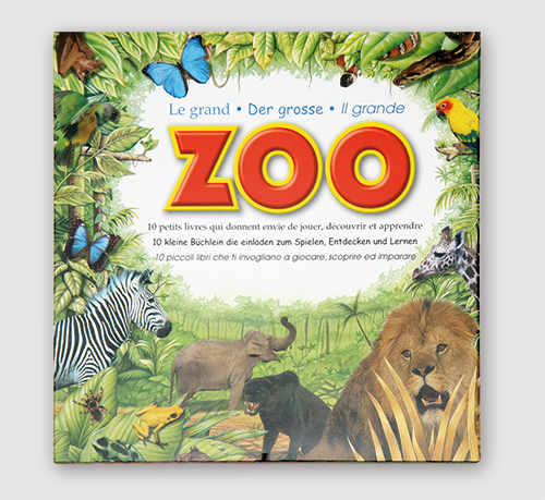 <strong> Der grosse Zoo </strong> <br> Fr. 64.90